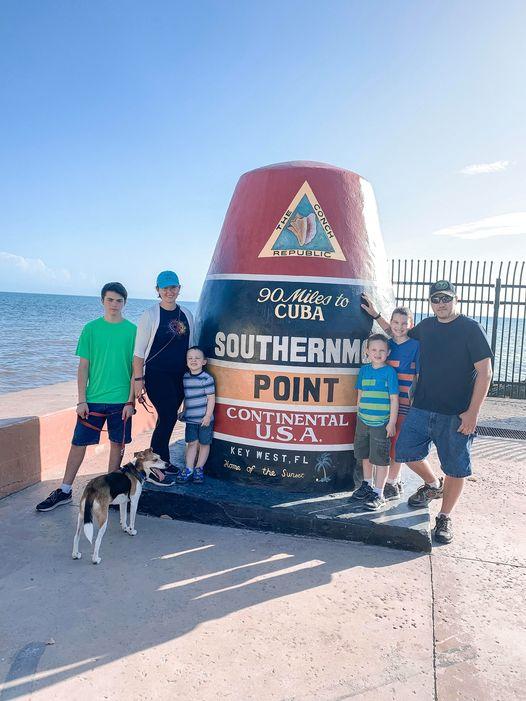 Southernmost Point Florida Keys